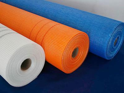 Fiberglass Alkaline Resistance Mesh Fabric