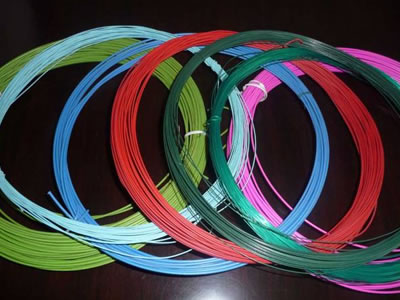 PVC Coated Wire manufactured with quality iron wire
